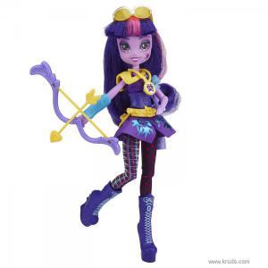Фото Кукла Твайлайт Спаркл серия Стрельба из лука - Девушки Эквестрии