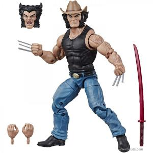 Фото Ковбой Логан (Cowboy Logan) - фигурка Marvel Legends