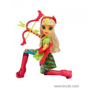 Фото Кукла Эпплджек серия Стрельба из лука - Девушки Эквестрии