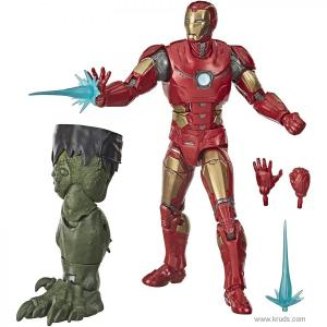 Фото Железный человек : Мстители - фигурка Marvel Legends Gamerverse
