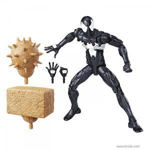 Фото Симбиот Человек-паук - Коллекционная фигурка Marvel Legends Symbiote Spider-Man