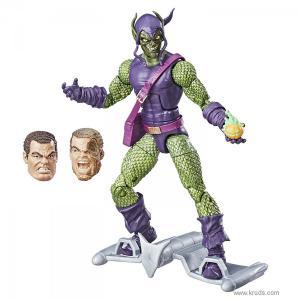 Фото Зеленый Гоблин - Коллекционная фигурка Marvel Legends Green Goblin