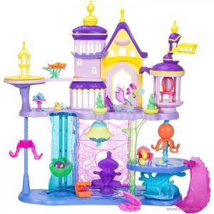 Фото Морской замок Кантерлот & Сиквестрия - Игровой набор Май Литл Пони
