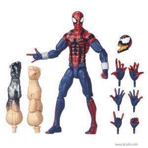 Фото Человек-паук Бен Рейли - Коллекционная фигурка серия Marvel Legends