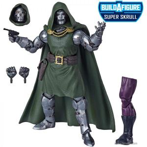 Фото Доктор Дум (Doctor Doom) - фигурка Marvel Legends