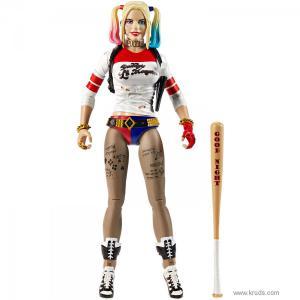 "Фото Харли Квинн ""Отряд самоубийц"" - Коллекционная фигурка Mattel DC Comics"