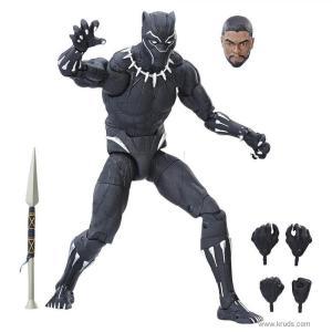 Фото Чёрная Пантера 30 см - Коллекционная фигурка Marvel Legends