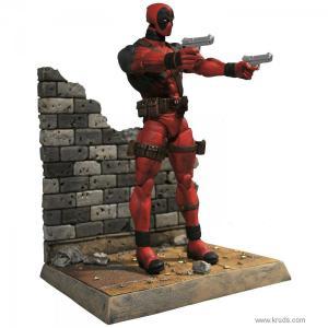 Фото Дэдпул - Коллекционная фигурка (Marvel Select Deadpool)