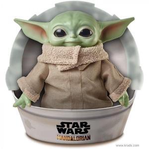 Фото Малыш Грогу (Малыш Йода) - мягкая игрушка 28 см